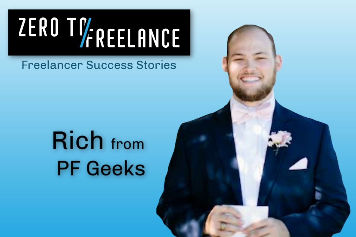 Richmond is a 26-year old pastor and grad student from Houston, TX. In his spare time he is a freelance writer in the personal finance niche and runs two websites.