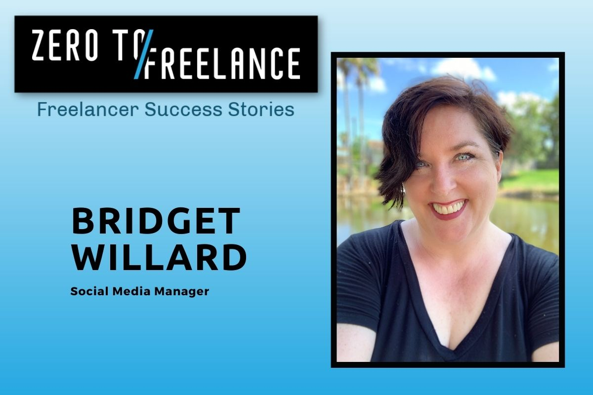 Bridget Willard is a social media manager specializing in WordPress products & services. Also: Keynote Speaker & Podcast Cohost.
