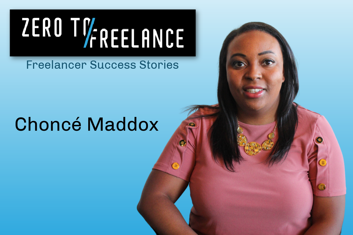 Choncé Maddox is a freelance writer whose work has been featured on Business Insider, LendingTree, the New York Post, and many more.