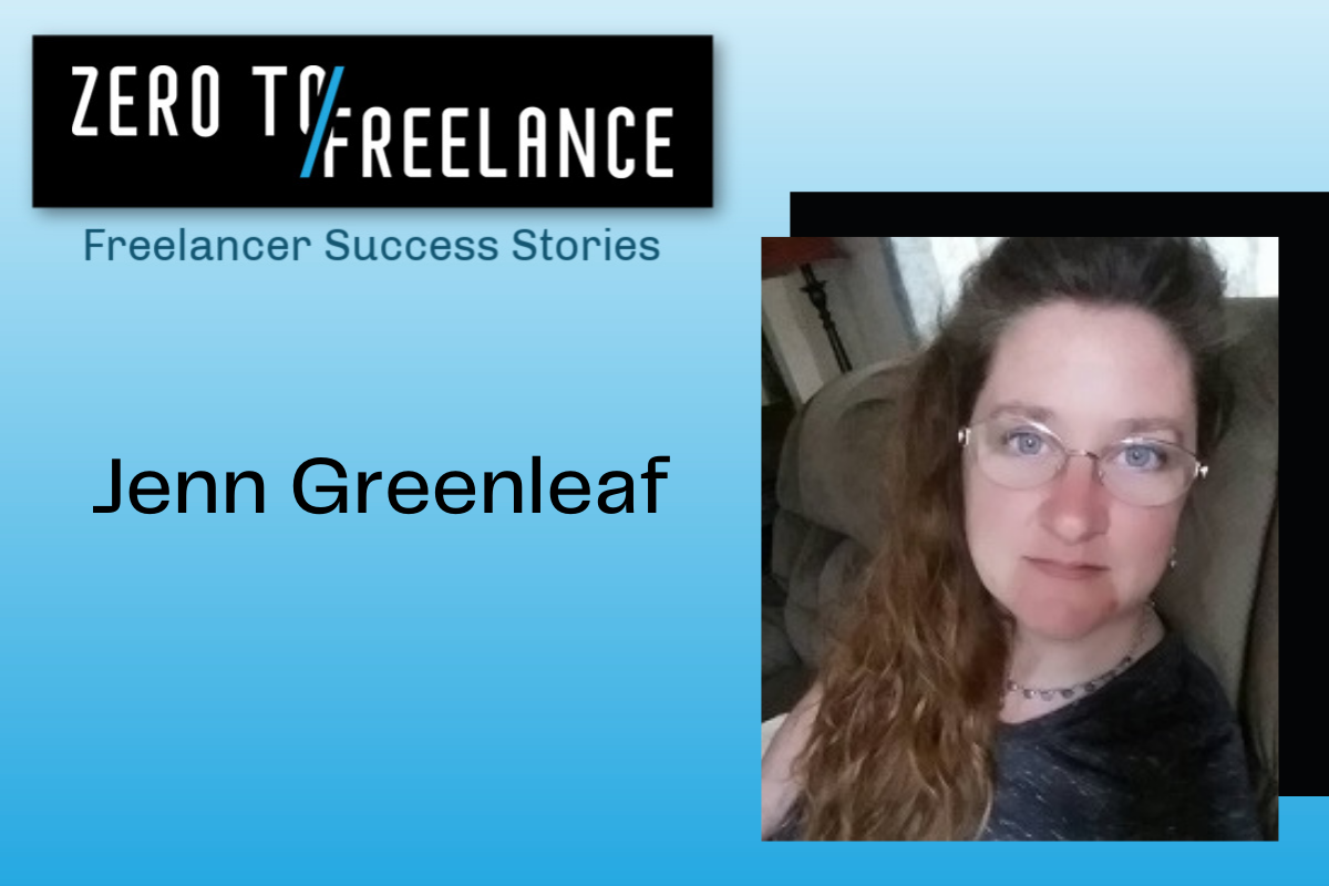 Jenn Greenleaf is a freelance writer hailing from the great state of Maine. She specializes in SEO, content marketing, and ghostwriting.